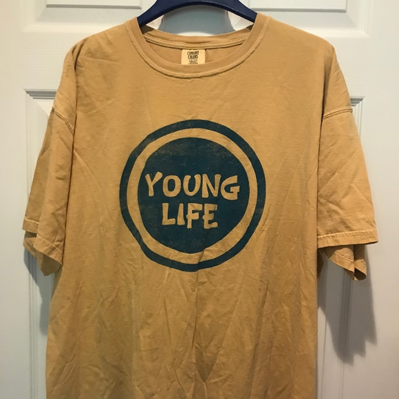 Young Life Graphic TShirt